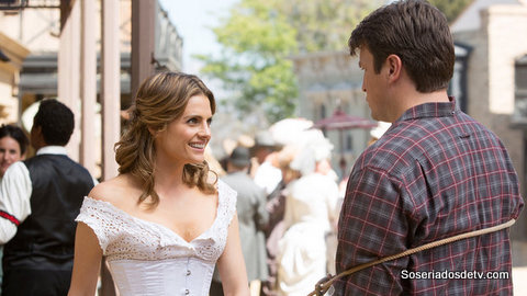 Castle Once Upon a Time in the West 7x07 s07e07