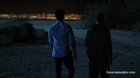 Scorpion Shorthanded 1x04 Walter e Toby