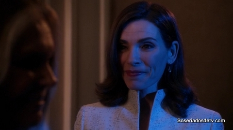 The Good Wife Dear God 6x03 s06e03 Alicia Gloria