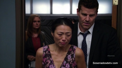 Bones The Lost Love in the Foreign Land 10x06 s10e06