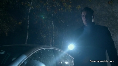 Castle I, Witness 7x13 s07e13