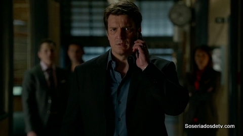 Castle Resurrection (1) 7x14 s07e14