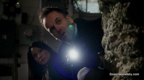 Elementary A Stitch in Time 3x20 s03e20 Watson Sherlock