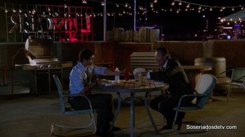 Scorpion Rogue Element 1x09 s01e09 Walter Cabe