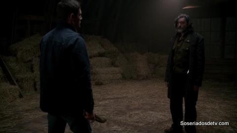Supernatural 10x14 s10e14 Dean Caim