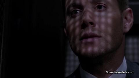 Supernatural Paint it Black 10x16 s10e16 Dean