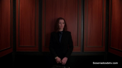 The Good Wife Sticky Content 6x09 S06E09 Alicia