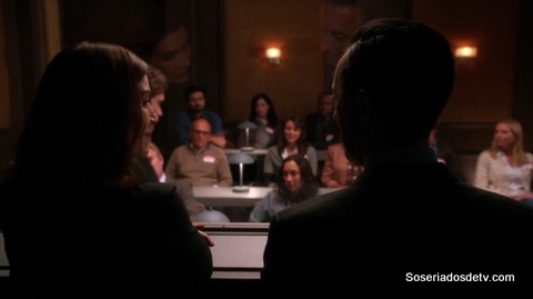 the good wife red zone s06e08 6x08 6x8 Alicia Ely