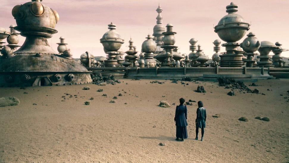 Doctor Who The Magician's Apprentice 9x01 s09e01 Carla Missy Skaro
