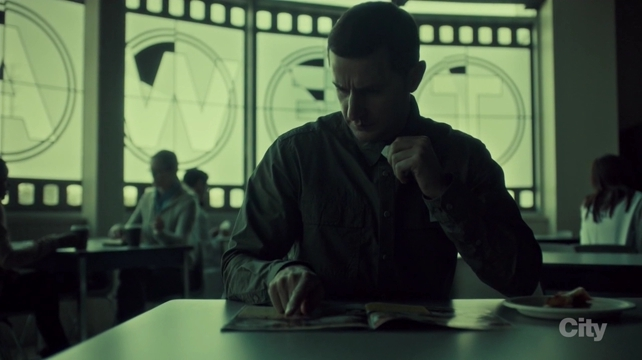 Hannibal And the Woman Clothed with the Sun… s03e09 3x09 Fada Do Dente