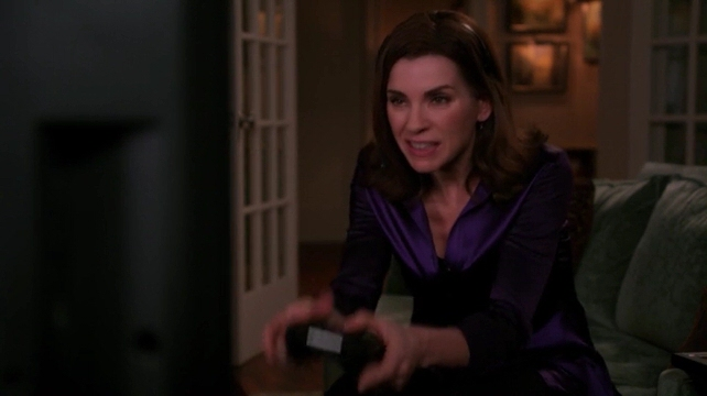 The Good Wife Red meat 6x16 s06e16