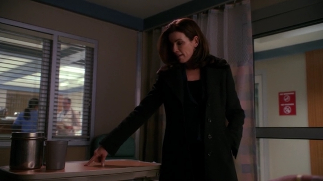 The Good Wife Source Code 6x15 s06e15