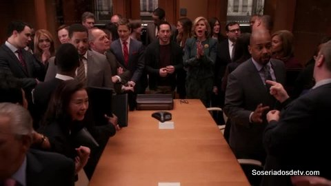 The Good Wife Undisclosed Recipients 6x17 s06e17