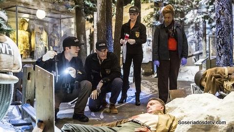 NCIS New Orleans Stolen Valor 1x10 s01e10