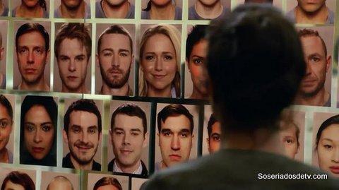 Quantico Run (piloto) 1x01 s01e01 Alex