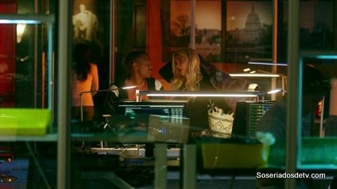 CSI Cyber s02e04 2x04 Red Crone Braven