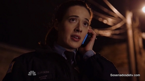 Chicago PD Never Forget I Love You 3x09 s03e09 Burgess