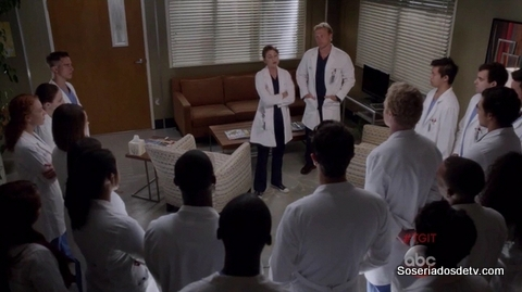 Grey's Anatomy Old Time Rock and Roll 12x04