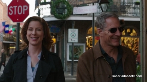 NCIS New Orleans The Walking Dead s01e13 1x13