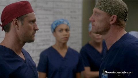 Grey's Anatomy: Something Against You (12×07)