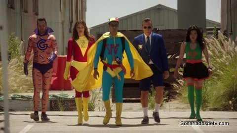 Scorpion Super Fun Guys s02e05 2x05