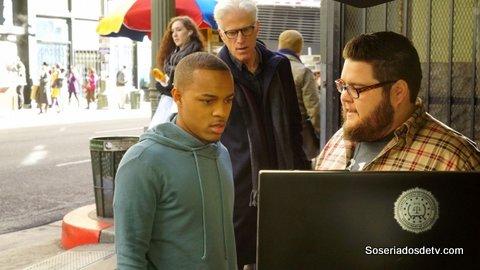 CSI Cyber Going Viral 2x12 s2e12 Nelson DB Krumitz