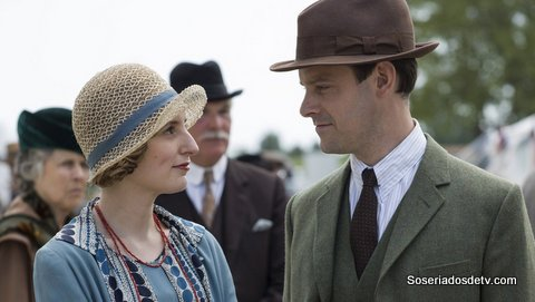 Downton Abbey Episode 6.7 6x07 s06e07 Edith