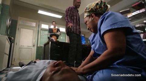 NCIS New Orleans The Insider 1x19 s01e19 Sebastian Danny Loretta
