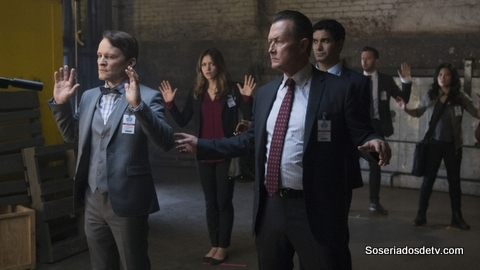 Scorpion US vs. UN vs. UK 2x09 s02e09