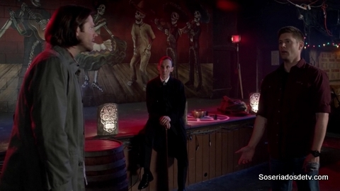 Supernatural Brother's Keeper s10e23 10x23