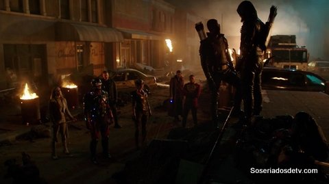 Legends Of Tomorrow Star City 2046 1x06 s01e06