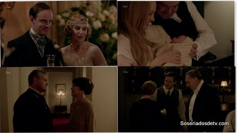 Downton Abbey 6x09 s06e09 episódio final
