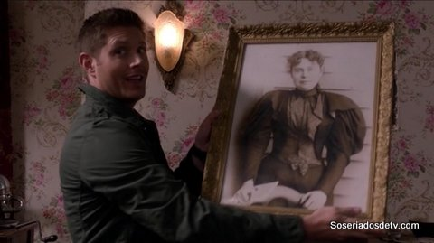 Supernatural Thin Lizzie 11x05 s11e05