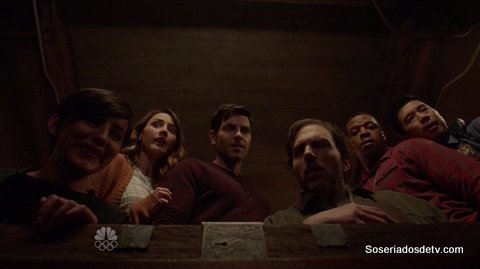 Grimm Map of the Seven Knights 5x10 s05e10