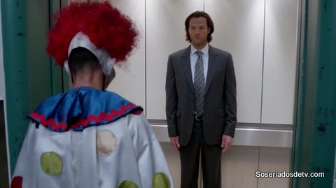 Supernatural Plush 11x07 s11e07