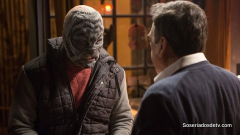Grimm Silence of the Slams 5x13 s05e13