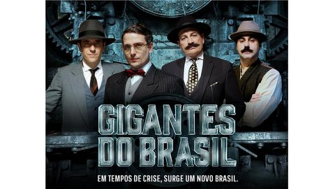 Gigantes do Brasil History Channel