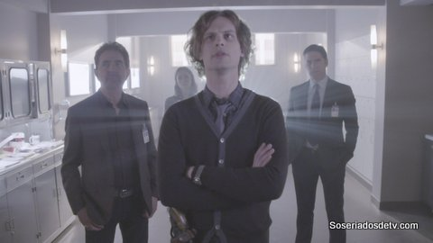 Criminal Minds Devil's Backbone 11x21 s11e21