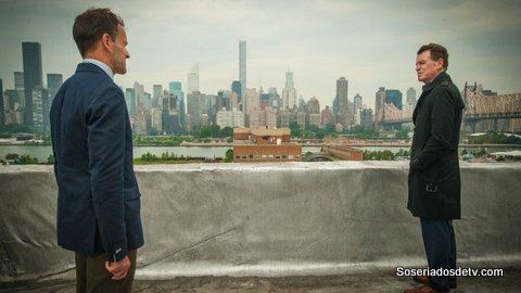 Elementary The Past is Parent 4x01 s04e01 Sherlock e o pai