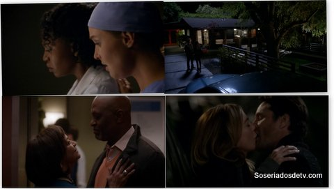 Grey's Anatomy At Last 12x23