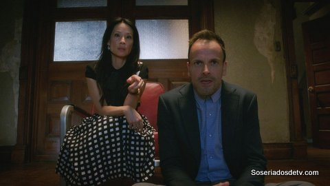 Elementary The Games Underfoot 4x05 s04e05