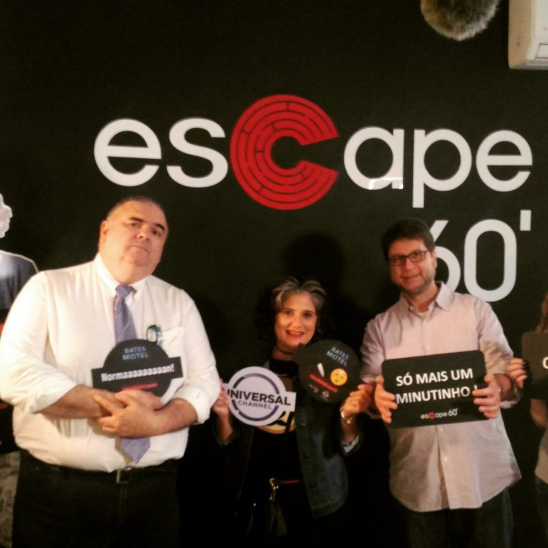 Escape 60 Bates Motel Paulo Gustavo Best TV