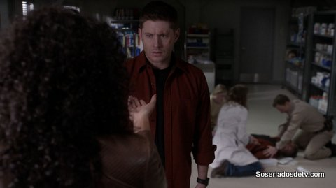 Supernatural Red Meat 11x17 s11e17