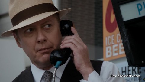 The Blacklist Kings of the Highway (No. 108)  3x08