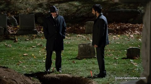 The Blacklist The Director Part 1 3x09 s03e09 Red Aram