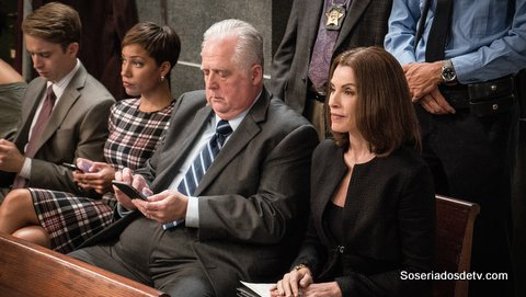 The Good Wife Bond 7x01 s07e01