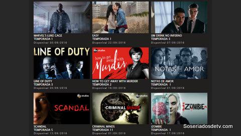 Netflix Brasil em Setembro