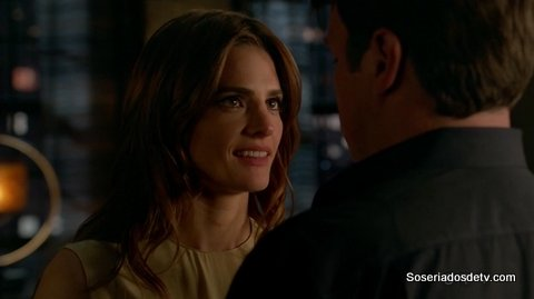 Castle Mr and Mrs Castle 8x08 s08e08