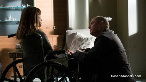 The Blacklist Alistair Pitt 3x13 s03e13
