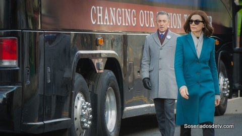 The Good Wife Iowa 7x11 s07 e11 Alicia Eli